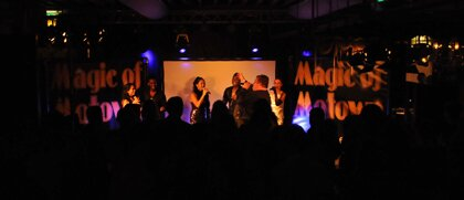 magic of motown show